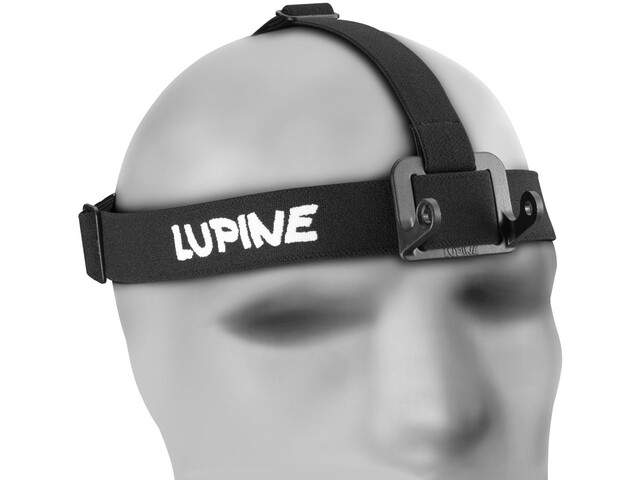 Lupine Neo Headband, black